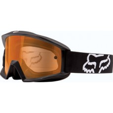 Fox Main Enduro Goggles Black/Orange