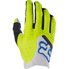 Fox Sale Pawtector  Gloves Yellow/White