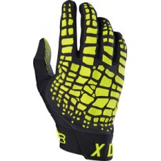 Fox 360 Sale Grav Gloves Black/Yellow