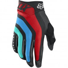 Fox Airline SALE Seca Glove Grey/Red