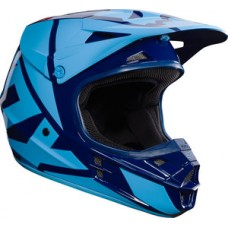 Fox V1 SALE Helmet Race Navy