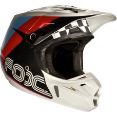 Fox V2 SALE Rohr Helmet Black