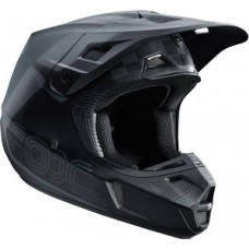 Fox V2 SALE Rohr Helmet Matte Black/Grey