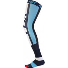 Fox Seca Proforma Knee Brace Socks Navy