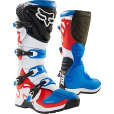 Fox Comp 5 Sale Youth Boot Blue/Red