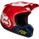 Fox Sale V2 Preme MX Motocross Helmet Red
