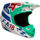 Fox 2018 V1 Sayak Helmet Green