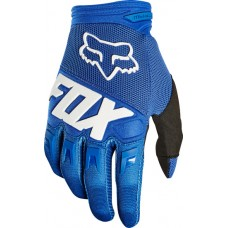 Fox 2018 Dirtpaw Race Gloves Blue