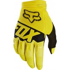 Fox 2018 Dirtpaw Race Gloves Yellow