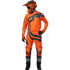 2019 Fox 180 Cota Jeans/Shirt Orange