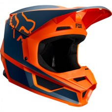 2019 Fox V1 MVRS Przm Helmet Orange