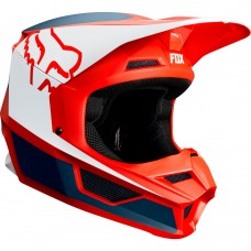 Fox V1 MVRS PRZM Helmet Red