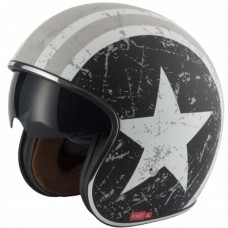 VCAN V537 Rebel Star Helmet