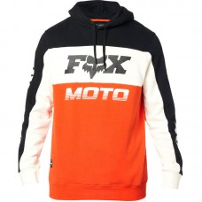 Fox 2020 Charger Pullover Hoodie Black/Orange SALE SAVE £20