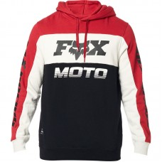 Fox 2020 Charger Pullover Hoodie Black/Red SALE SAVE £20
