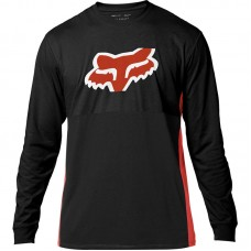 Fox 2020 Blazed Long Sleeve Knit Black