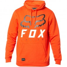 Fox 2020 Heritage Forger Pullover Hoodie Orange