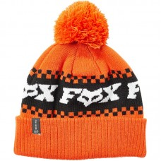 Fox 2020 Overkill Beanie Orange