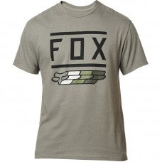 Fox Super Tee Pewter SALE SAVE £7