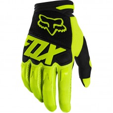 Fox 2020 Youth Dirtpaw Race Glove Yellow