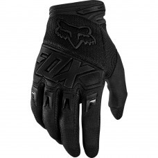 Fox 2020 Dirtpaw Gloves Black/Black