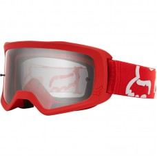 Fox 2020 Main II Race Goggle Red