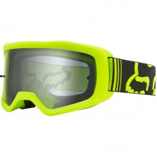 Fox 2020 Main II Race Goggle Fluorescent Yellow