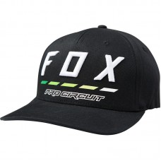 Fox Pro Circuit Draftr Flexfit Hat