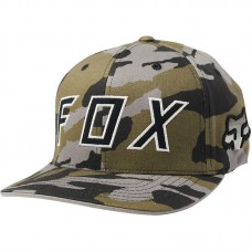 Fox 2020 Scramble Flexfit Hat Camo