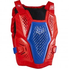 Fox Raceframe Impact Blue/Red