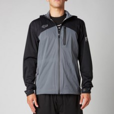 Fox City Slicker SALE Waterproof Technical Jacket Black/Grey