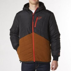 SALE Fox Clicker Zip Jacket/Hoodie Adobe
