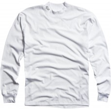 SALE 40% OFF Fox Silvertone Long Sleeve Tech Tee White