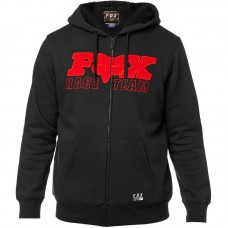 Fox Race Team Sherpa Zip Hoodie Black