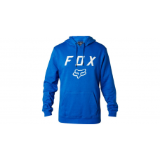 Fox Legacy Moth Pullover Hoodie Blue