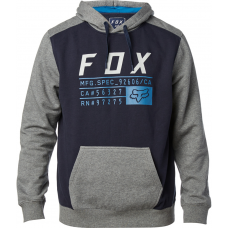 Fox Racing District 3 Pullover Fleece Midnight Blue