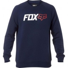 Fox Legacy Crew Fleece Indigo