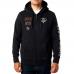Fox Rostrum Sherpa Zip Hoodie Black