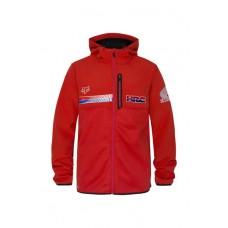 Fox HRC Flexair Jacket Red