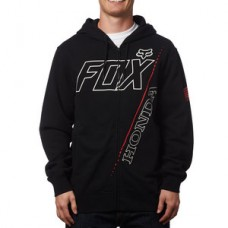 Fox HRC SALE Honda Zip Fleece Black
