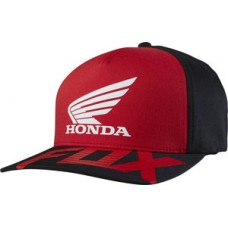 Fox HRC SALE Flexfit Hat Red/Black