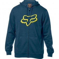 Fox Legacy Foxhead Zip Navy SALE SAVE £30