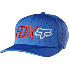 Fox New Trenches Flexfit Cap Blue