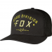 Fox Speed Division Flexfit Cap Black