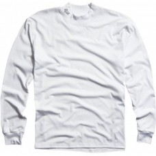 Fox Silvertone Long Sleeve Tech Tee White