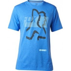 Fox Kamakana S/S Tech Tee Heather Blue