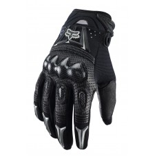 Fox Bomber Gloves Black