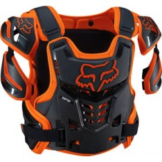 Fox Raptor Proframe Body Armour Orange