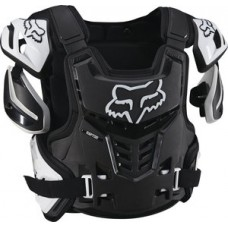 Fox Raptor Armour Black/White
