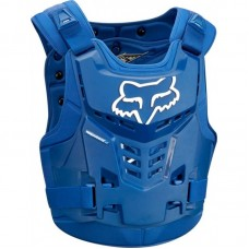 Fox Proframe Body Armour Blue